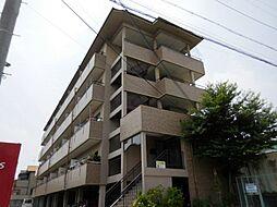 マンションフローラ[4階]の外観