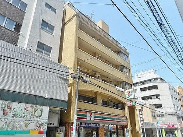 第一山長ビル 3階の賃貸【広島県 / 広島市中区】
