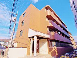 広島県安芸郡海田町昭和中町の賃貸マンションの外観