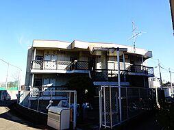 大阪府大阪狭山市半田3丁目の賃貸マンションの外観
