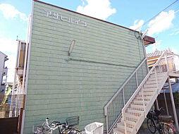 大阪府八尾市竹渕西5丁目の賃貸アパートの外観
