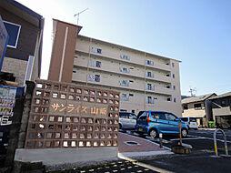 滋賀県大津市朝日が丘1丁目の賃貸マンションの外観