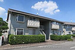 広島県福山市蔵王町5丁目の賃貸アパートの外観