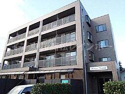 香川県高松市上之町3丁目の賃貸マンションの外観