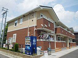 兵庫県尼崎市椎堂1丁目の賃貸アパートの外観