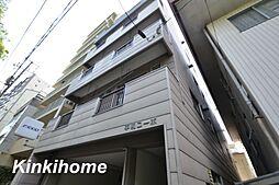 広島県広島市中区中島町の賃貸マンションの外観