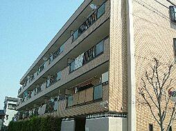 大阪府東大阪市御幸町の賃貸マンションの外観