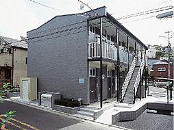 レオパレスYUTAKA S[203号室]の外観