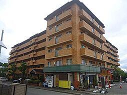 青山グランドコーポI[6階]の外観