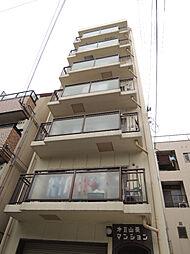 第2山菱マンション[6階]の外観