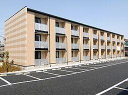 埼玉県吉川市高富1の賃貸マンションの外観