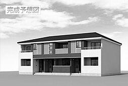 礼羽アパート[2階]の外観
