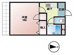 吉富駅 4.0万円
