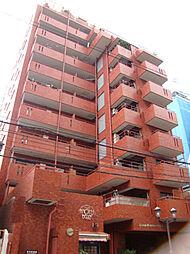 ライオンズマンション上六第3[8階]の外観