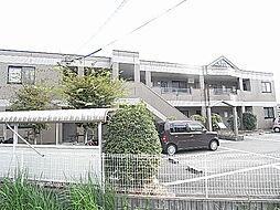 兵庫県姫路市書写の賃貸マンションの外観