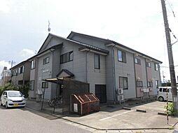 新潟県新潟市西区みずき野6丁目の賃貸アパートの外観