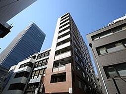 東京都中央区京橋2丁目の賃貸マンションの外観