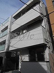 東京都墨田区東駒形2丁目の賃貸マンションの外観