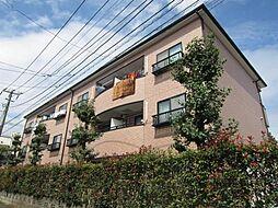 ガーデンコートひばり[2階]の外観