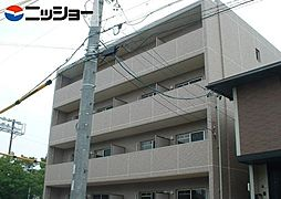 愛知県名古屋市守山区金屋1丁目の賃貸マンションの外観