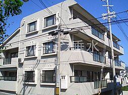 兵庫県神戸市垂水区千鳥が丘1丁目の賃貸マンションの外観