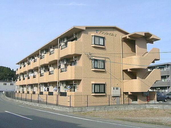 アンソレイユI 3階の賃貸【静岡県 / 湖西市】