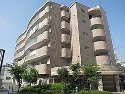 ラフィーネ千里[4階]の外観