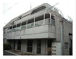 東京都豊島区南長崎4丁目の賃貸マンションの外観