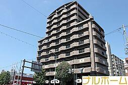 大阪府大阪市平野区喜連7丁目の賃貸マンションの外観