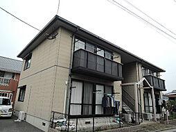 福岡県北九州市八幡西区茶屋の原1丁目の賃貸アパートの外観