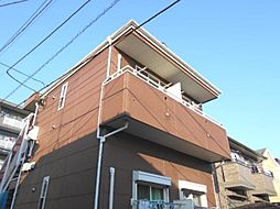 アビテ小金井[1階]の外観
