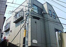 東京都板橋区西台3丁目の賃貸マンションの外観