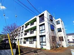 埼玉県ふじみ野市新駒林3丁目の賃貸アパートの外観