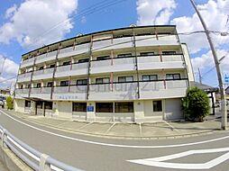 兵庫県川西市栄根1丁目の賃貸マンションの外観