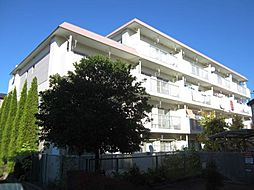 綾瀬リージェントマンション[1階]の外観