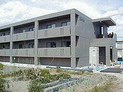 長野県安曇野市豊科吉野の賃貸マンションの外観