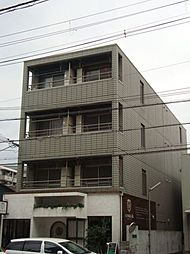 庚申ハイム[4階]の外観