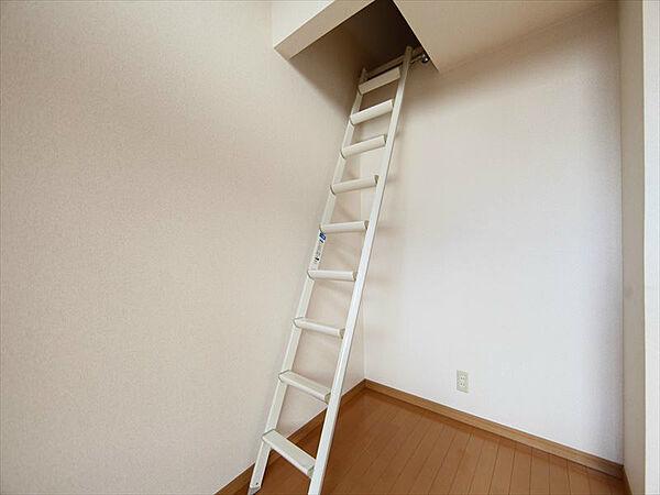 Loft日比野のはしご