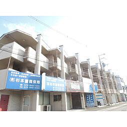 大阪府枚方市走谷1丁目の賃貸マンションの外観