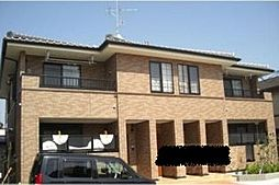京都府京都市左京区下鴨下川原町の賃貸アパートの外観