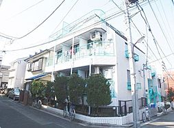東京都豊島区池袋本町2丁目の賃貸マンションの外観