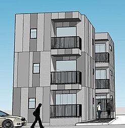 初台の新築 La Luce 渋谷[1階]の外観