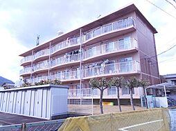 秋山ハイツA[201号室]の外観