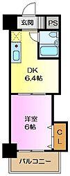 ダイアパレス高崎中央[4階]の間取り