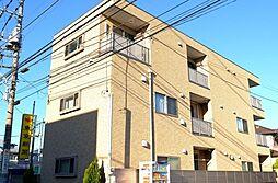 東京都町田市金森東3の賃貸アパートの外観