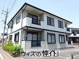 Yamayoshi ラタン館[1階]の外観