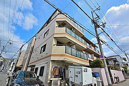 兵庫県神戸市灘区泉通2丁目の賃貸アパートの外観