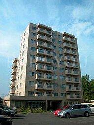 北海道札幌市豊平区平岸三条17丁目の賃貸マンションの外観