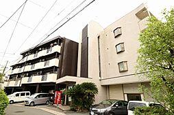 福岡県大野城市大城3丁目の賃貸マンションの外観