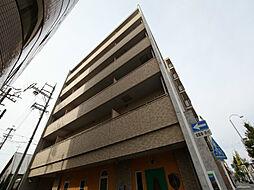 ティーブロッサム[3階]の外観